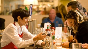 GuestPath: Waitress at the Food Network