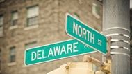 Delaware - North Street Signs