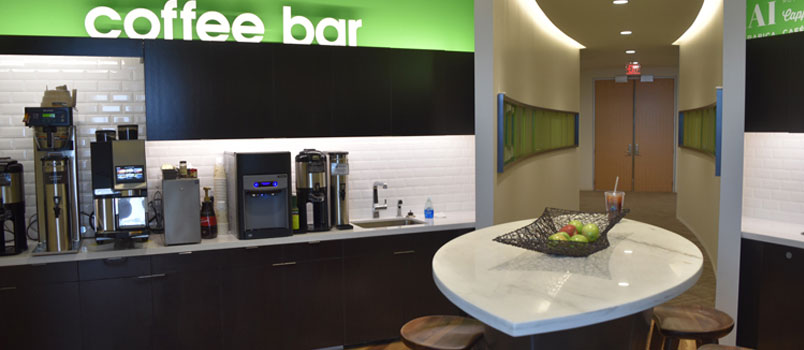 Coffee Bar at Headquarters