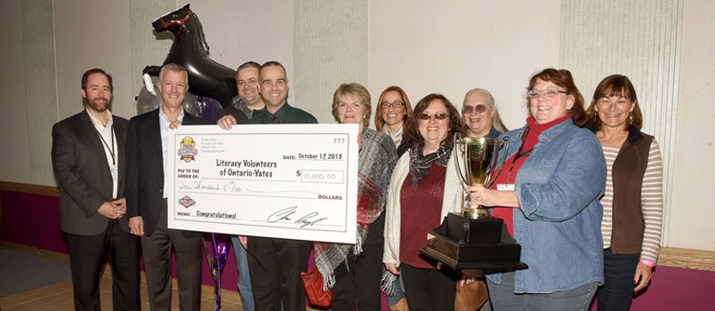 Charity Cup awards $30,000 to local organizations