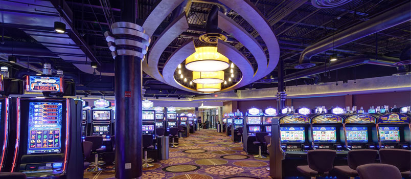 Finger Lakes Gaming Floor