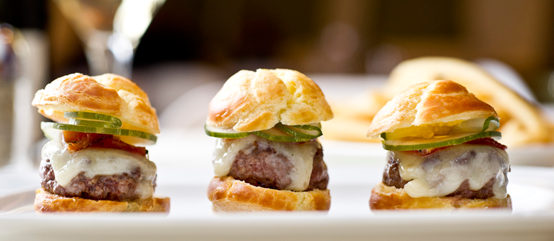 Brasserie Sliders