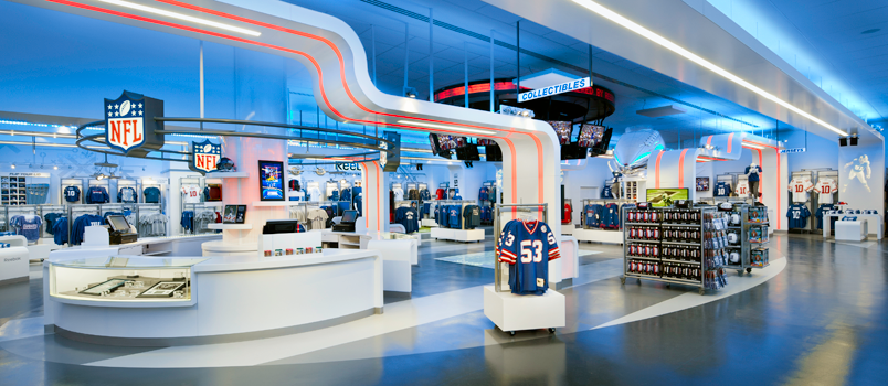 Giants Retail Store