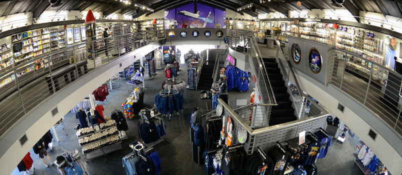 Kennedy Space Center Retail
