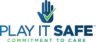 Play It Safe - Commitment To Care | Delaware North Gaming