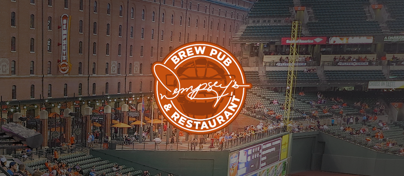Dempsey's Pub at Oriole Park Camden Yards Baltimore Maryland