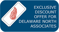 Delaware North Associate Benefit