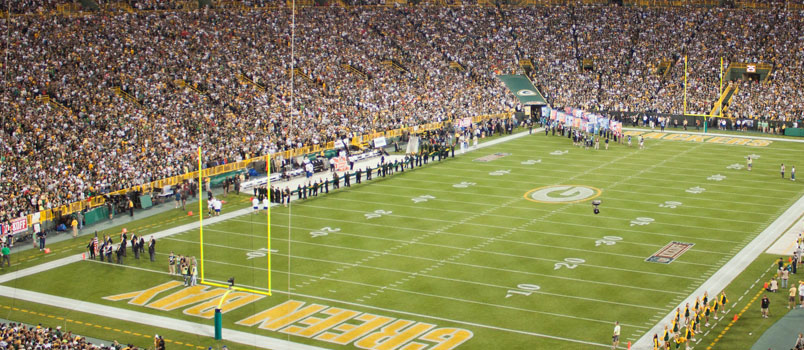 Green Bay Sportservice at Lambeau Field