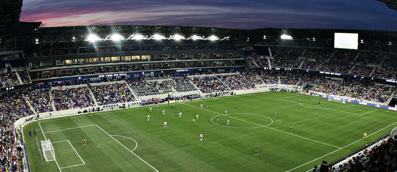 Harrison Sportservice at Red Bull Arena