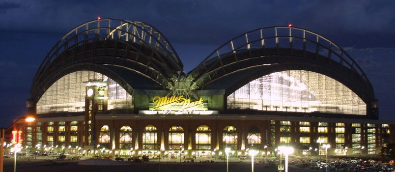 Milwaukee Sportservice at Miller Park