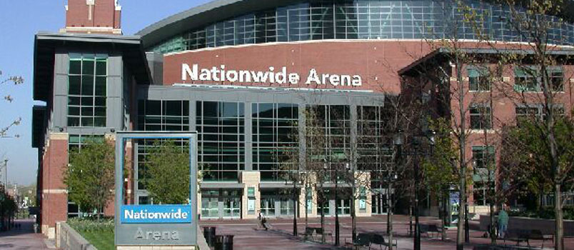 Nationwide Arena Sportservice at Nationwide Arena