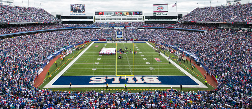 cheap for discount 603ab 396f8 About | Sportservice at New Era Field | Delaware North ...
