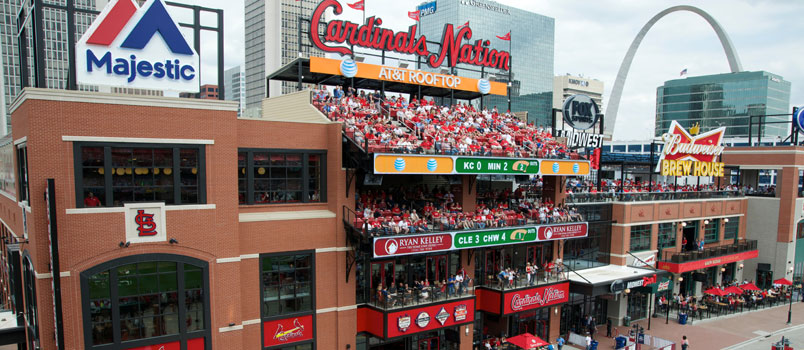 St. Louis Sportservice at Busch Stadium