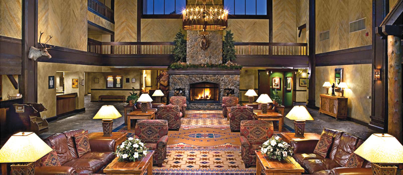 Tenaya Lodge at Yosemite National Park