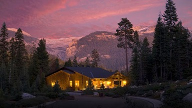 Wuksachi Lodge - Sequoia and Kings Canyon National Park
