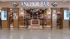 Buffalo Niagara Airport Anchor Bar