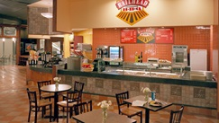 Dallas Fort Worth Airport Railhead Smokehouse BBQ