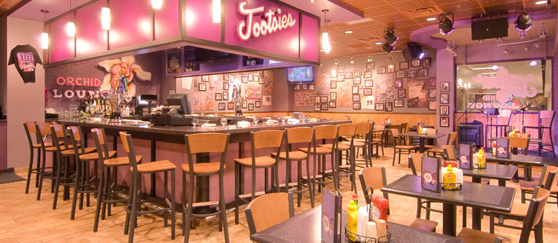 Nashville Airport Tootsies At International