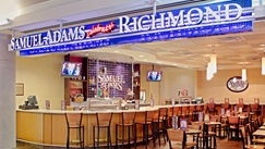 Richmond Airport Samuel Adams