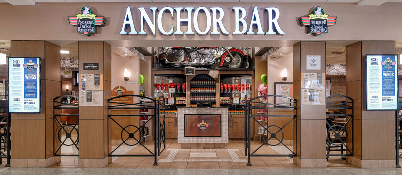 Anchor Bar at Buffalo Niagara International Airport