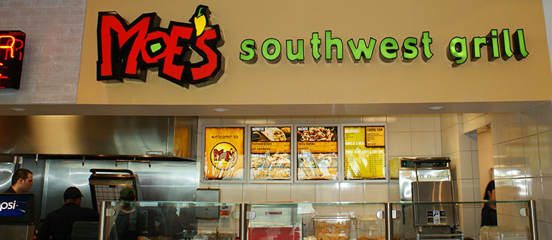 Will Rogers Moe's Southwest Grill